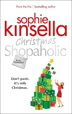Cover for Christmas Shopaholic by Sophie Kinsella
