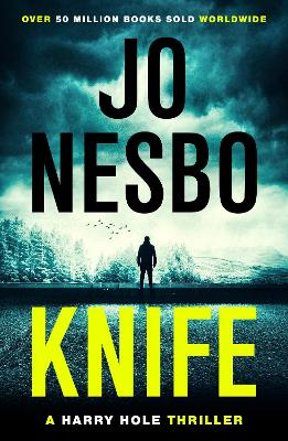 Cover for Knife by Jo Nesbo