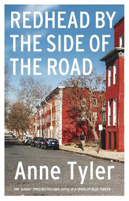 Cover for Redhead by the Side of the Road by Anne Tyler