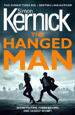 Cover for The Hanged Man by Simon Kernick