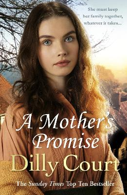 Book Cover for A Mother's Promise by Dilly Court