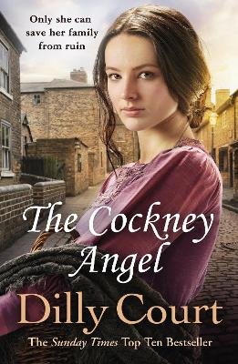 Cover for The Cockney Angel by Dilly Court