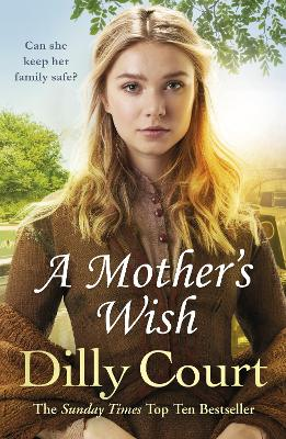Book Cover for A Mother's Wish by Dilly Court