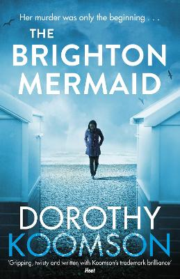 Cover for The Brighton Mermaid by Dorothy Koomson
