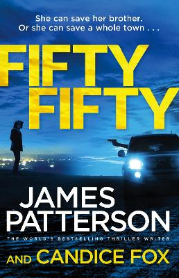 Cover for Fifty Fifty (Harriet Blue 2) by James Patterson