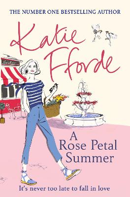 Cover for A Rose Petal Summer by Katie Fforde