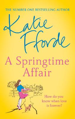 Cover for A Springtime Affair by Katie Fforde