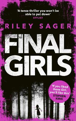 Cover for Final Girls  by Riley Sager