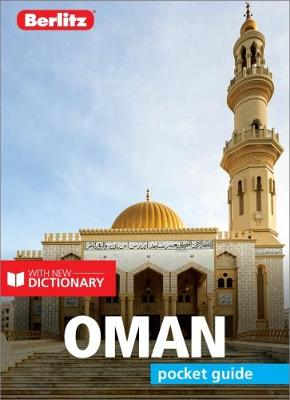 Book Cover for Berlitz Pocket Guide Oman by Berlitz