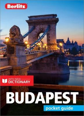 Book Cover for Berlitz Pocket Guide Budapest by Berlitz