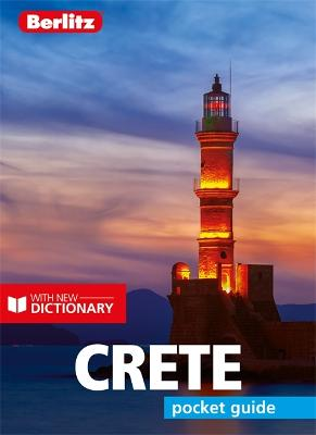 Book Cover for Berlitz Pocket Guide Crete by Berlitz