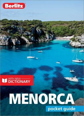 Book Cover for Berlitz Pocket Guide Menorca by Berlitz