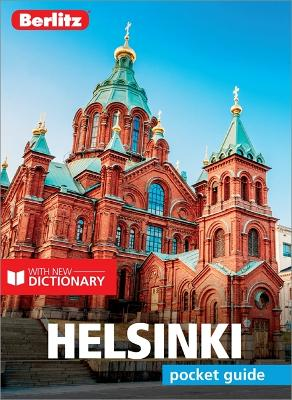 Book Cover for Berlitz Pocket Guide Helsinki by Berlitz