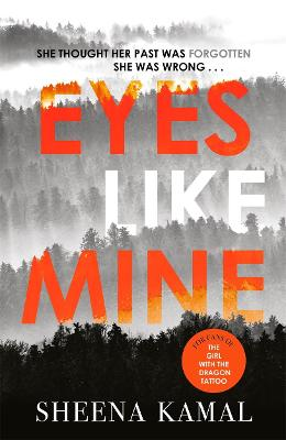 Cover for Eyes Like Mine by Sheena Kamal