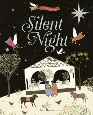 Cover for Silent Night by Lara Hawthorne