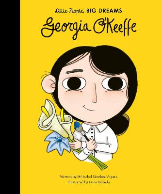 Book Cover for Georgia O'Keeffe by Isabel Sanchez Vegara