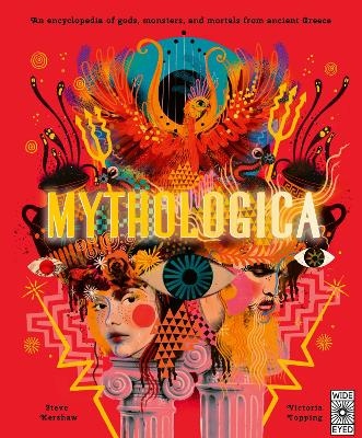 Mythologica An encyclopedia of gods, monsters and mortals from ancient Greek