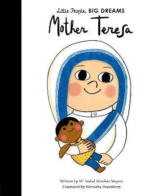 Book Cover for Mother Teresa by Isabel Sanchez Vegara