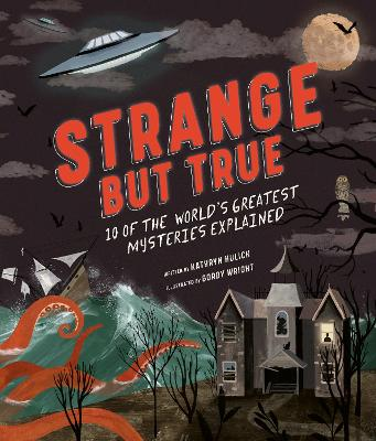 Cover for Strange but True by Kathryn Hulick