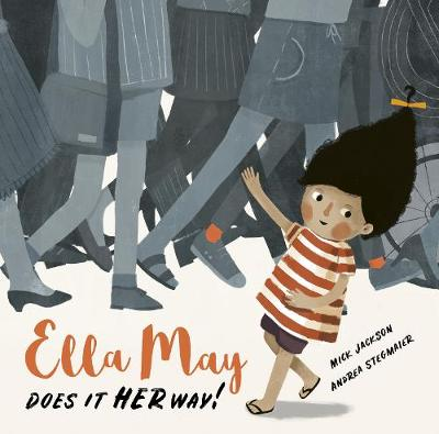 Cover for Ella May Does It Her Way by Mick Jackson