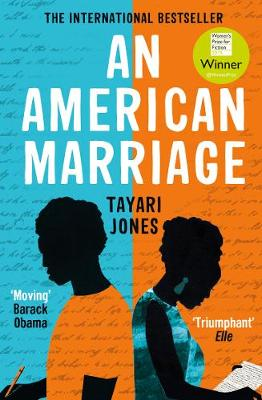 Cover for An American Marriage by Tayari Jones