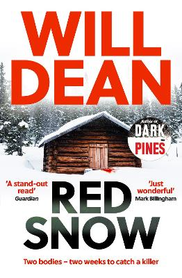 Cover for Red Snow by Will Dean