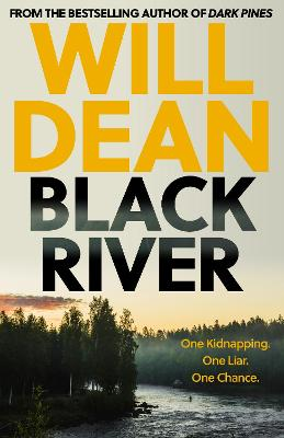 Cover for Black River by Will Dean