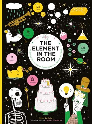 Cover for Element in the Room by Mike Barfield