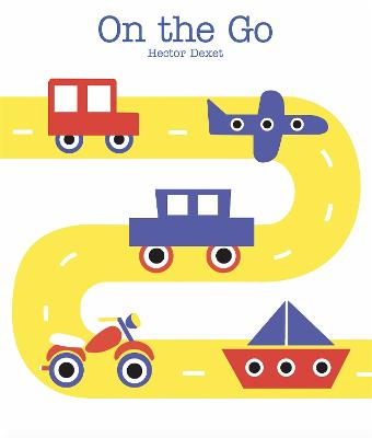Cover for On the Go by Hector Dexet