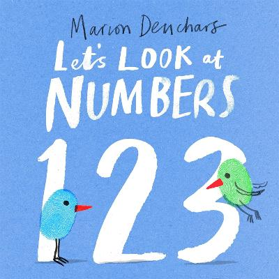 Cover for Let's Look at... Numbers by Marion Deuchars