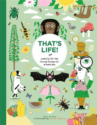 Cover for That's Life!  by Mike Barfield