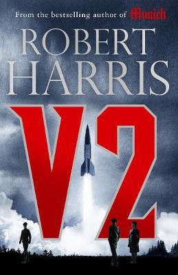 Cover for V2 by Robert Harris