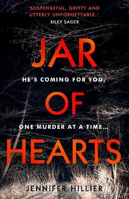Cover for Jar of Hearts by Jennifer Hillier