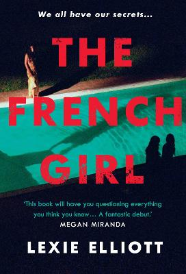 Cover for The French Girl by Lexie Elliott