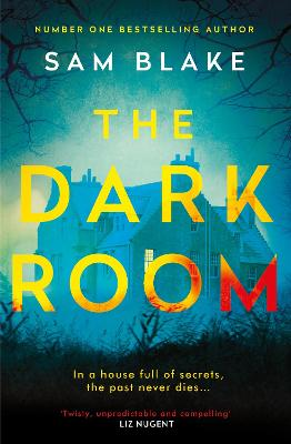 Cover for The Dark Room  by Sam Blake