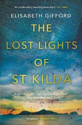 Book Cover for The Lost Lights of St Kilda by Elisabeth Gifford