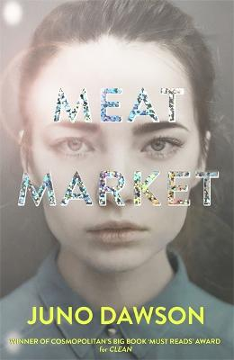 Cover for Meat Market by Juno Dawson