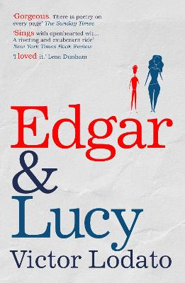 Cover for Edgar and Lucy by Victor Lodato