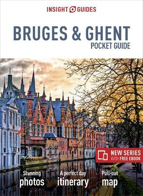 Book Cover for Insight Guides Pocket Bruges & Ghent by Insight Guides