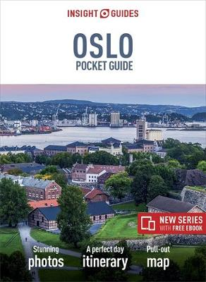 Book Cover for Insight Guides Pocket Oslo by Insight Guides