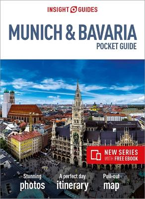 Book Cover for Insight Guides Pocket Munich & Bavaria by Insight Guides