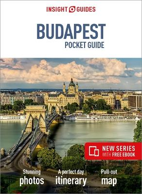 Book Cover for Insight Guides Pocket Budapest by Insight Guides