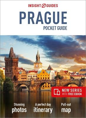 Book Cover for Insight Guides Pocket Prague by Insight Guides