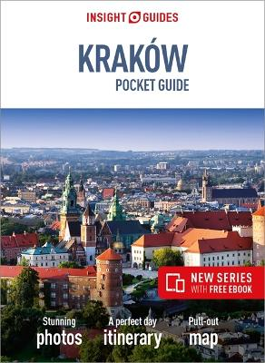 Book Cover for Insight Guides Pocket Krakow by Insight Guides