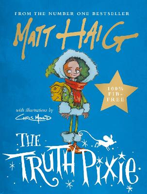 Cover for The Truth Pixie by Matt Haig