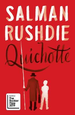 Cover for Quichotte by Salman Rushdie