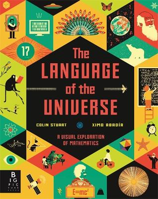 Cover for The Language of the Universe by Colin Stuart