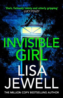 Cover for Invisible Girl by Lisa Jewell