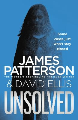 Cover for Unsolved by James Patterson
