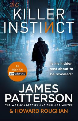 Cover for Killer Instinct by James Patterson